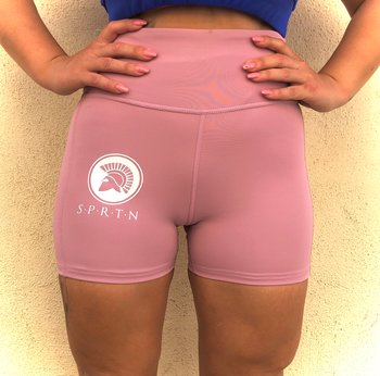 Spartan Hot pant BASIC/Dusty pink