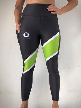 Spartan 7/8 Legging Speed/Green