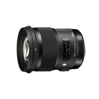 SIGMA AF 50mm f/1.4 DG HSM Art CANON
