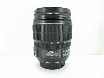 Canon EF-S 15-85mm f3.5-5.6 IS USM - Begagnad - 2047