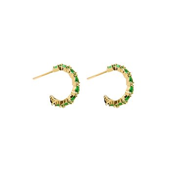 ROLLO MINI EAR GOLDEN GREEN
