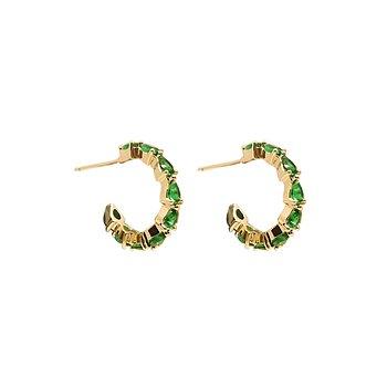 ROLLO SMALL EAR GOLDEN GREEN