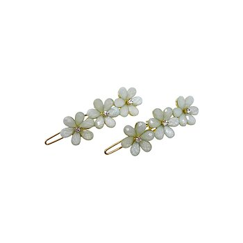 FLORA HAIR PIN 2 pcs