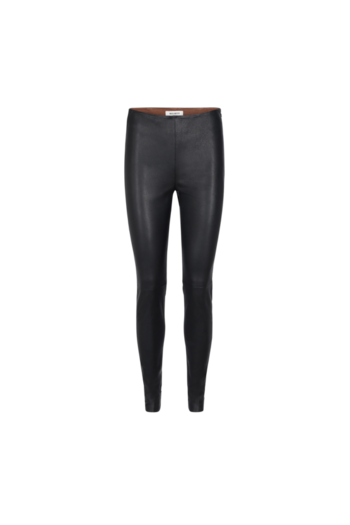 Lucille Stretch Leather Legging - Mos Mosh