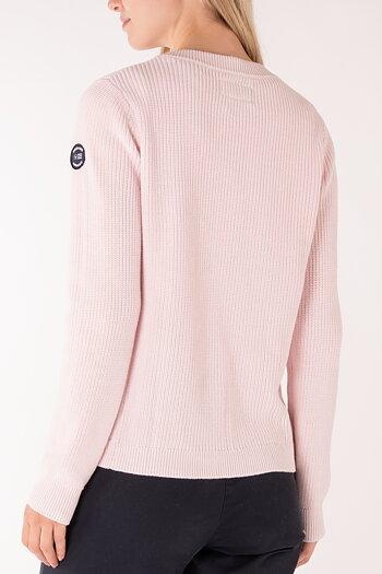 Knit Zip Short Cardigan - Sebago