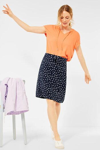 Chelsea Skirt AOP - Cecil