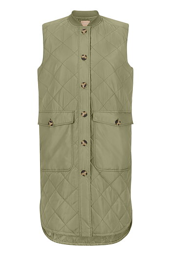 Eileen Quilt Vest - Soft Rebels