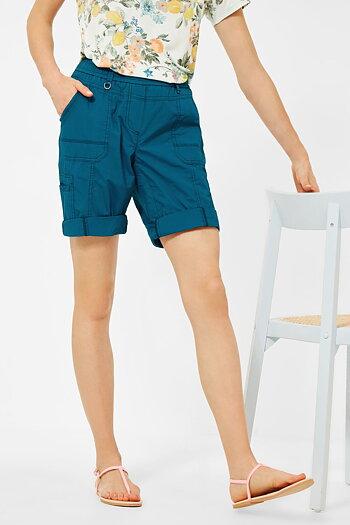 TOS Jessy Shorts - Deep Lagoon - Cecil