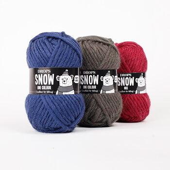 Snow uni colour