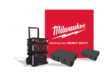 Skumplast för Milwaukee