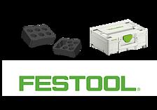 Skumplast för Festool Systainer