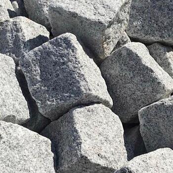 smågatsten granit