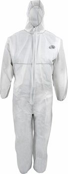 CoverBase® Chemical protection coverall (SMS)