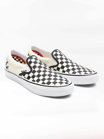 Vans - Skate Slip-On Checkerboard