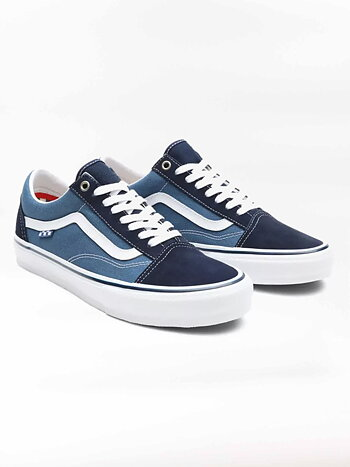 Vans - Skate Old Skool Navy/White