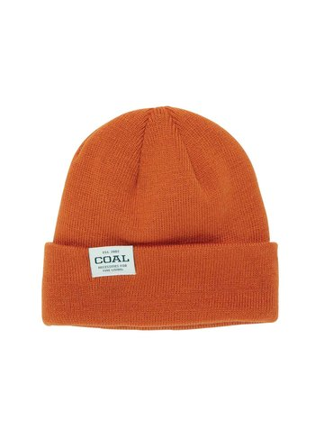 Coal - The Uniform Low Burnt Orange