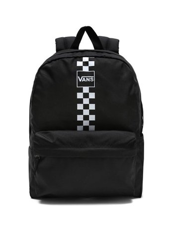 Vans - Street Sport Realm Backpack Black