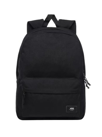 Vans - Old Skool Plus II Backpack Black Ripstop