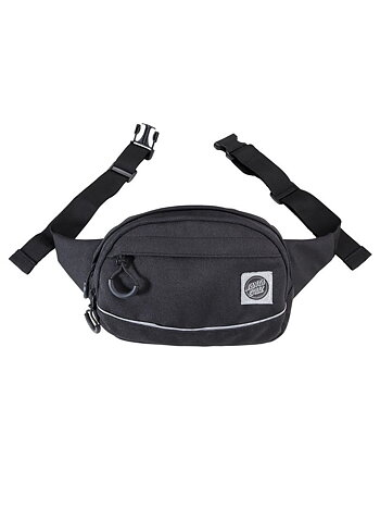 Santa Cruz - Pusher Waist Pack Black