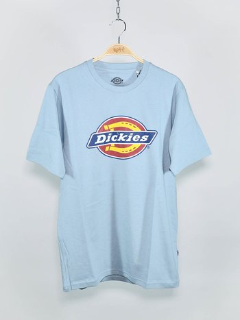 Dickies - Icon Logo Tee Fog Blue