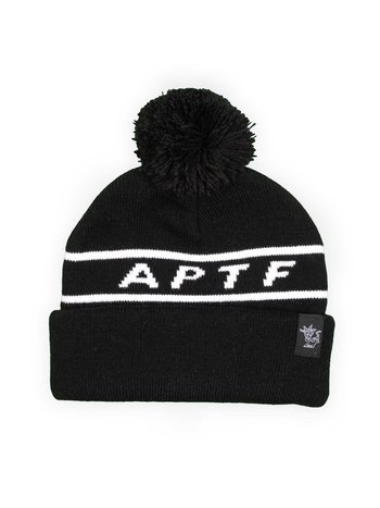 Appertiff - Pompom JR Black