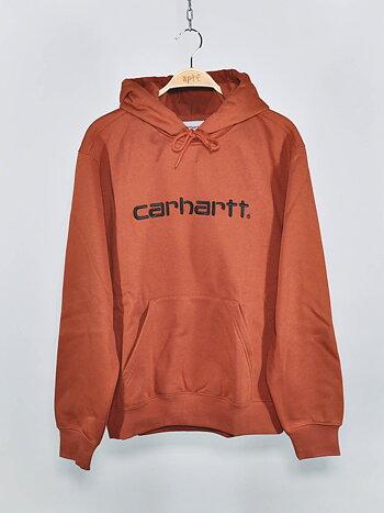 Carhartt - Hooded Carhartt Sweatshirt Cinnamon