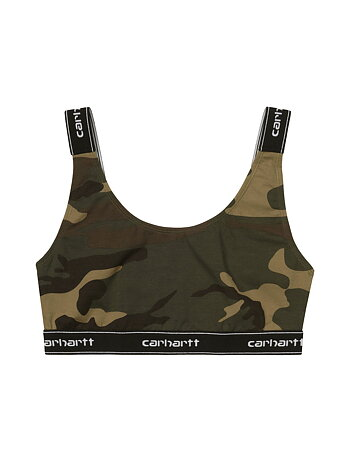Carhartt - W Script Top Camo