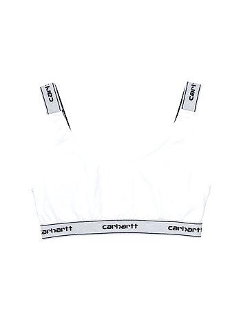 Carhartt - W Script Top White