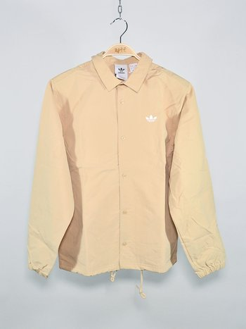 Adidas - Coach Shirt Hazy Beige/White