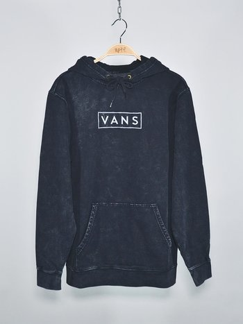 Vans - Easy Wash Pullover Hood Black