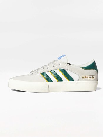Adidas - Matchbreak Super Crystal White/Collegiate Green/Crew Yellow
