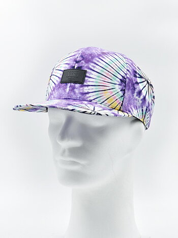 Vans - Allover It Snapback New Age Purple Tie Dye