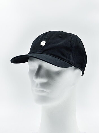 Carhartt WIP - Madison Logo Strapback Black