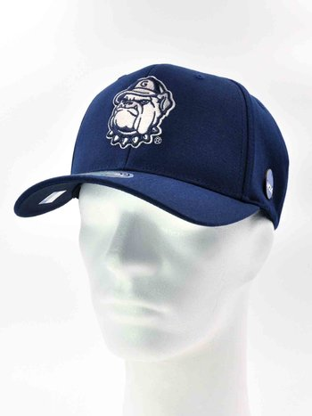 Mitchell & Ness - Georgetown NCAA Pin Logo Navy