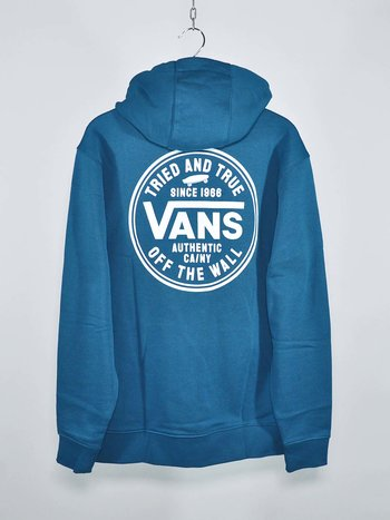 Vans - Tried And True Pullover Hood Moroccan