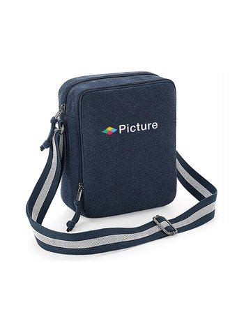 Picture - Retro Bag Navy