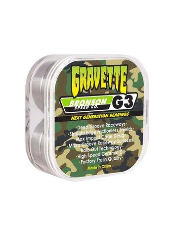 Bronson Speed Co. Gravette G3 Kullager