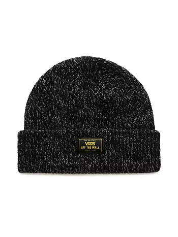 Vans - Bruckner Cuff Beanie Heather Black