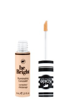 Kokie Be Bright Illuminating Concealer – Light