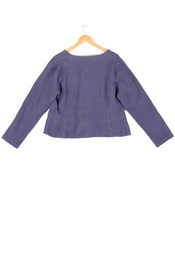 Blue   jacket - Kateri