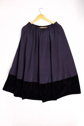 Permelia - silk skirt