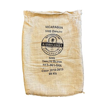 Jute sack Coffee
