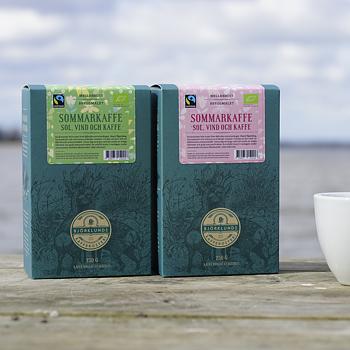 Sommarkaffe 2021 Fairtrade Organic