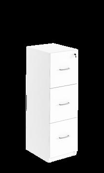Hängmappskåp 3 lådor 420x400x1319