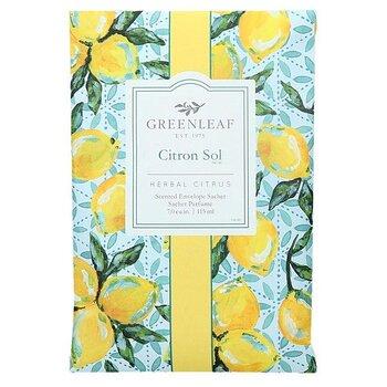 Greenleaf Doftpåse Citron Sol