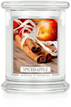 Kringle Candle Spiced Apple 2-Vekar Medium Jar