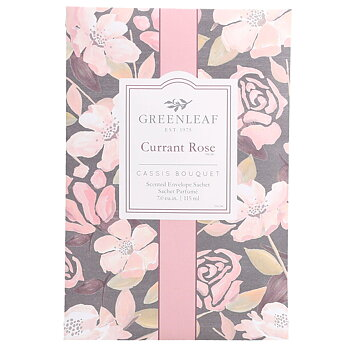Greenleaf Doftpåse Currant Rose