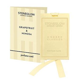 Stoneglow Modern Classics  - Grapefruit & Mimosa Doftkort