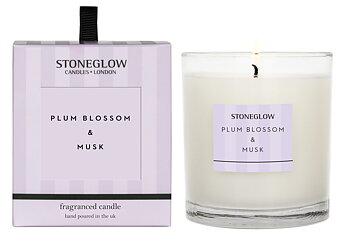 Stoneglow Modern Classics  -Plum Blossom & Musk  Ljus