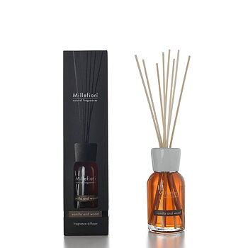 Millefiori Milano Doftstickor 100 ml Vanilla Wood